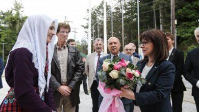 Photo of Cumhurbaşkanına Türk Misafirperverliğini Gösterdiler