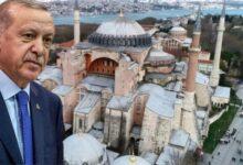 Photo of Ayasofya'da Fetih Suresi Okundu; Erdoğan Da Mealini Okudu