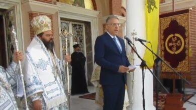 """Photo of """"Trakya, Hristiyanların ve Müslümanların Barış İçinde Yaşadıkları Bir Örnektir"""""""
