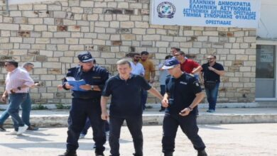 Photo of Bakan Hrisohoidis Meriç Sınırında İncelemelerde Bulundu