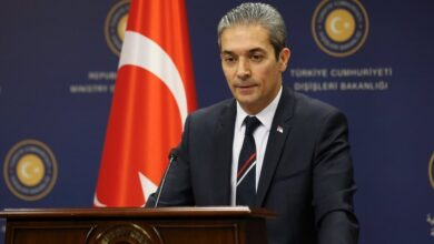 """Photo of Aksoy: """"Yunan Devleti Önce Kendi Barbarlığından Kurtulmalı"""""""