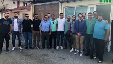 """Photo of Gümülcineli Türk Gençler """"KÖPRÜ"""" De Buluştu"""