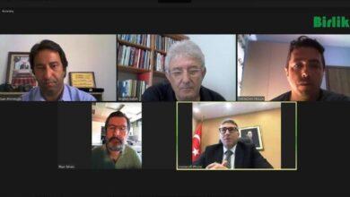 Photo of Başkonsolos Ömeroğlu Azınlık Gazetecileri İle Görüştü, Soruları Yanıtladı