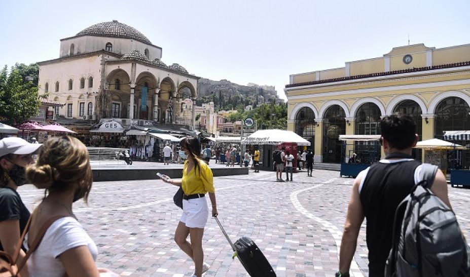 Yunanistan'da Vakalar 2.856 Ölüm 16